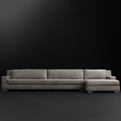 Cloud Track Arm Leather Sofa Wooden Designs India Latest Modena Right-arm Chaise Sectional