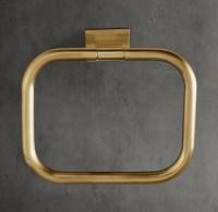 Modern Towel Ring