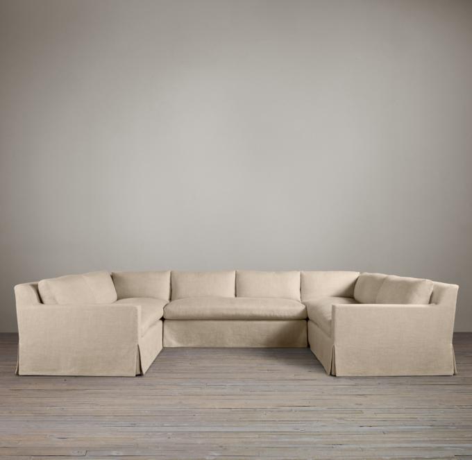 petite belgian track arm slipcovered sofa grey leather next u sectional prod80853 pd illum 0 wid 650