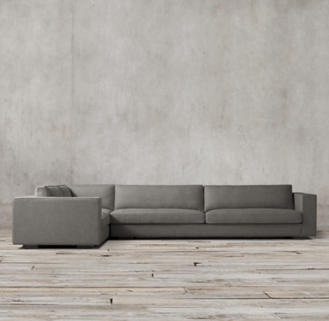 how to clean belgian linen sofa vs couch settee maddox right-arm l-sectional