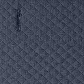 Diamond Matelass Shower Curtain