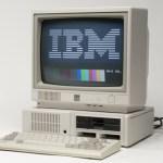 """IBM """"Peanut"""" PCjr"""