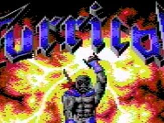 Turrican C64 | Titelbild