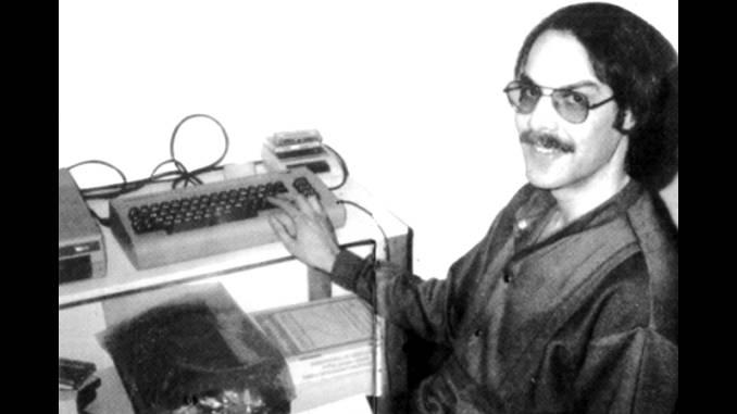 Rob Hubbard - C64 Music Wiz