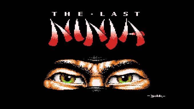 The Last Ninja | Commodore 64