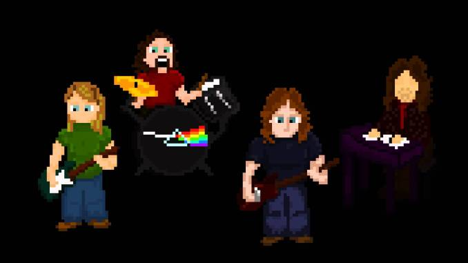 Dark SIde of the Moon, 8bit version from MOON8.