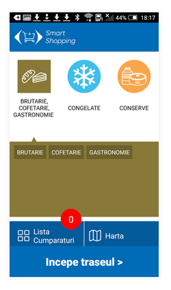 Carrefour mobile application - screenshot 05 (2)