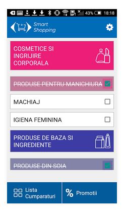Carrefour mobile application - screenshot 05