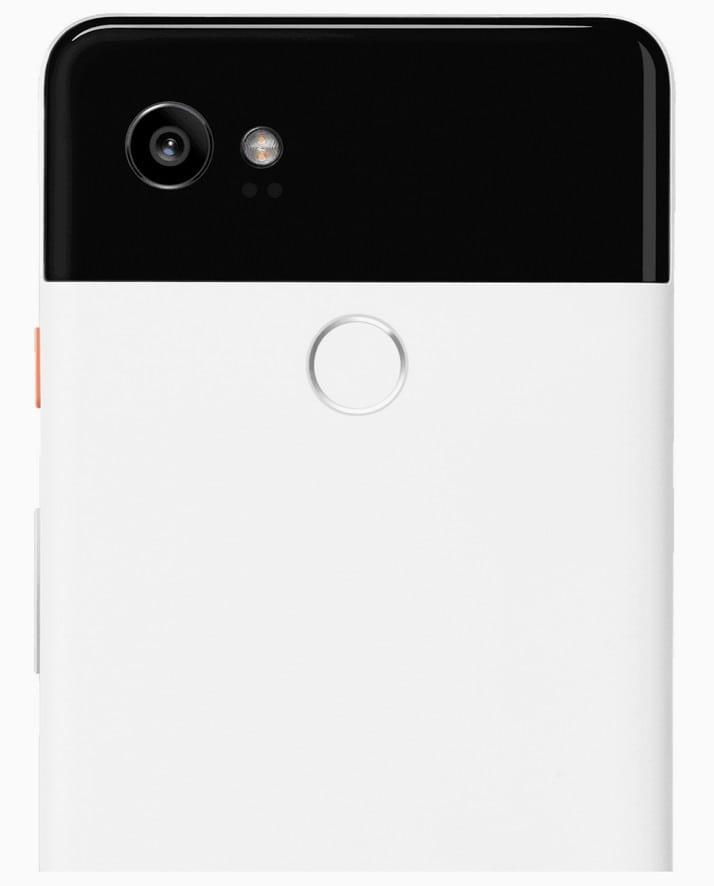 Google Pixel 2 XL - camera