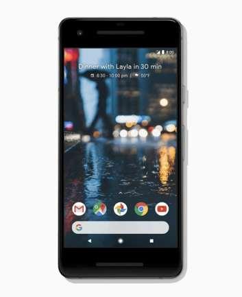 Google Pixel 2 - ecran