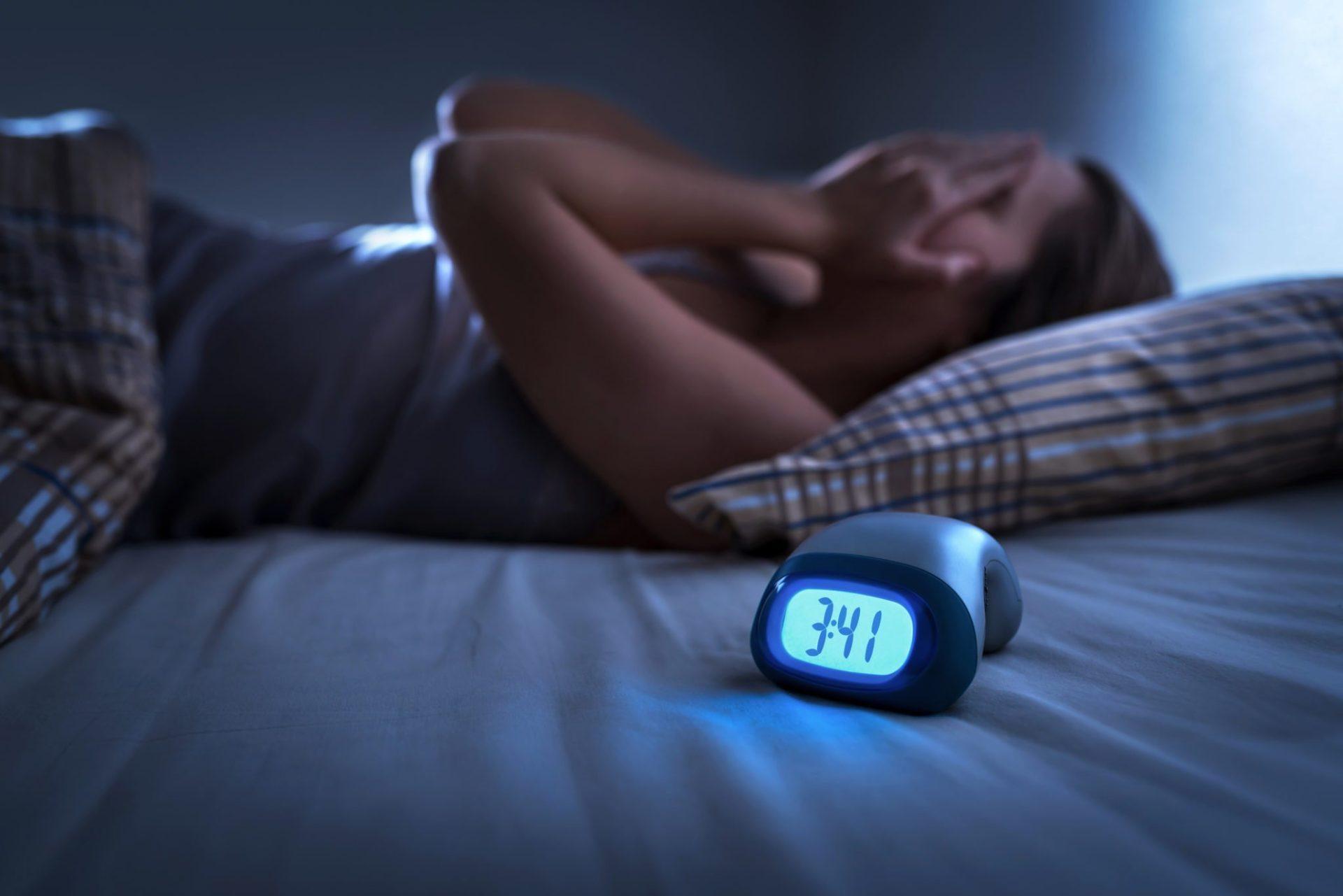 cât de mult pierdeți somnul