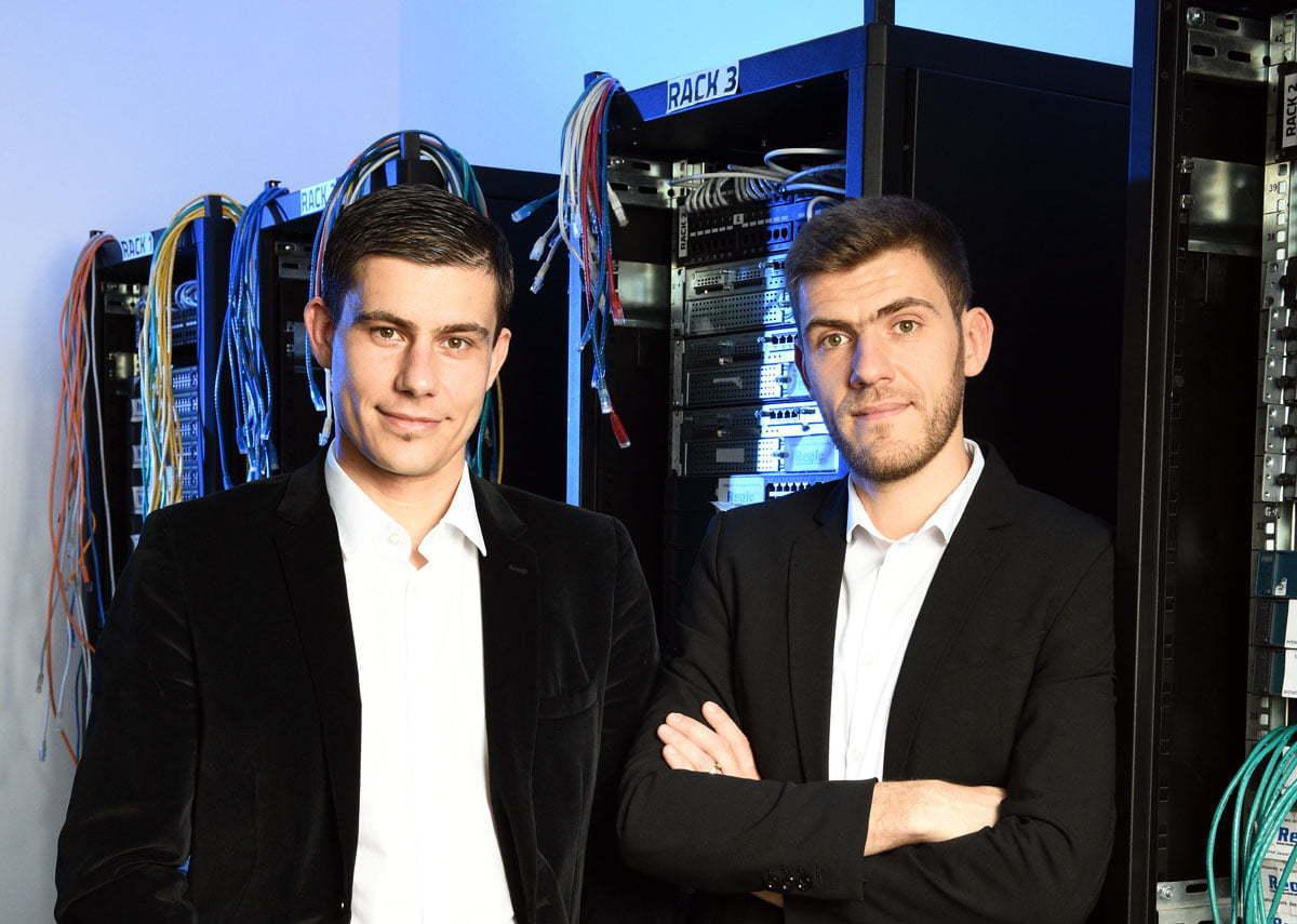 Mihai si Cristian Logofatu