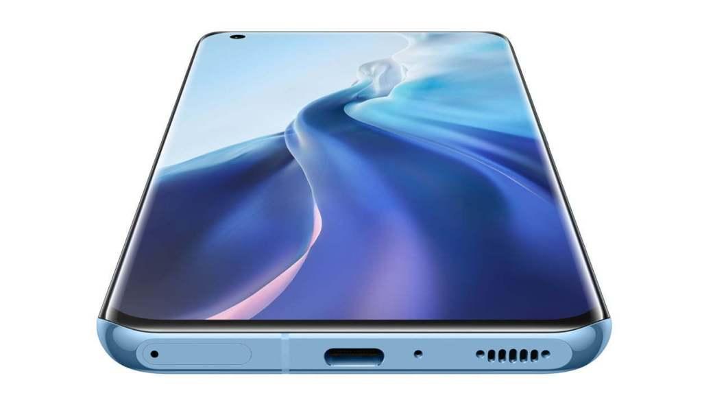 Xiaomi Mi 11 -display