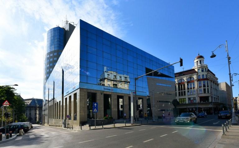 Bucharest Financial Plaza