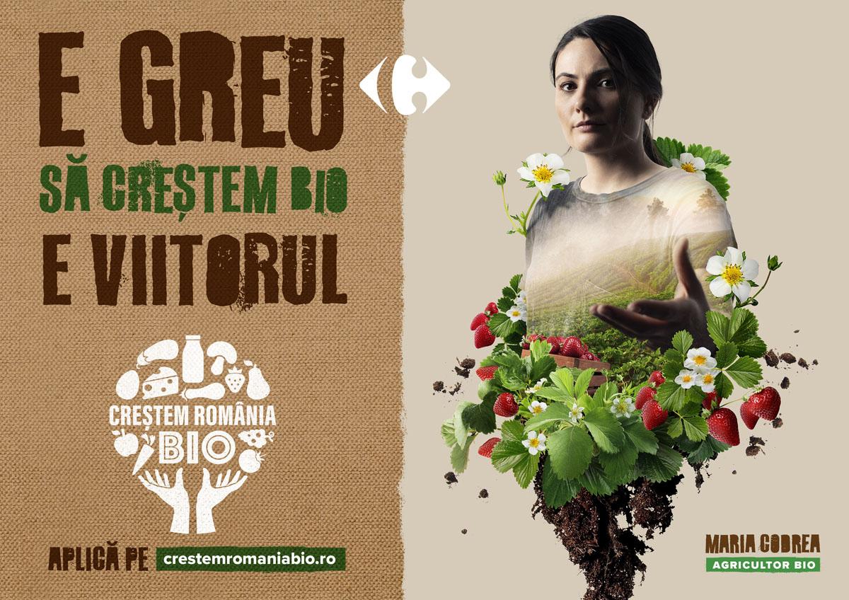 Creștem România Bio 2021