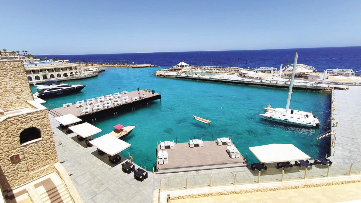 Albatros Citadel-port