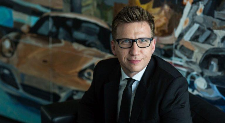 David Gedlička-Porsche-e2go