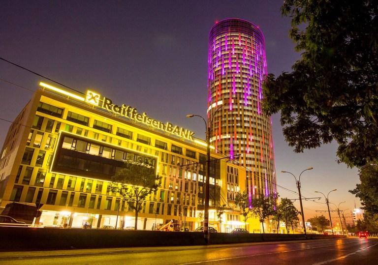 Raiffeisen Bank-sediu central