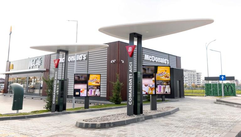 McDonald's Ramnicu Vâlcea