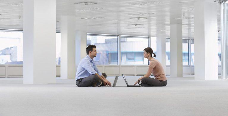 biroul flexibil