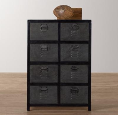 Vintage Locker Tall Dresser