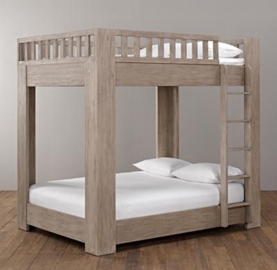 Callum Platform Full Over Full Bunk Bed