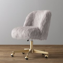 Fluffy Desk Chair Knoll Spark Chairs Rh Baby Child More Colors
