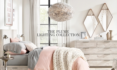the plume lighting collection rh teen