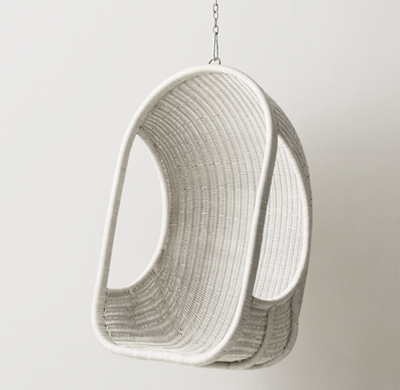 hanging chair restoration hardware lowes rail tile wicker color preview unavailable alternate view 1