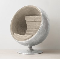 Orbit Spitfire Upholstered Chair