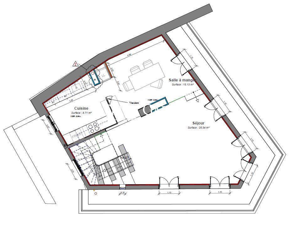 4 bedroom flat for sale in Paris 05 Panthéon, Île-de-France