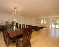 Flooring Laminate Flooring Dining Room Design Ideas ...
