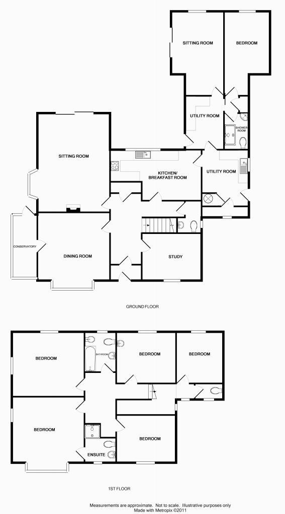 5 bedroom detached house for sale in HENLEY ROAD, IPSWICH, IP1