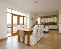Flooring Dining Room Kitchen Design Ideas, Photos ...