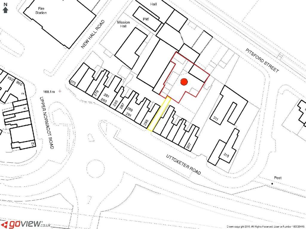 Storage for sale in Uttoxeter Road, Longton, Stoke On