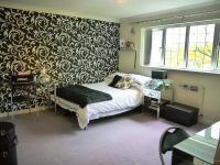 Bedroom Decorating Ideas Black And Cream