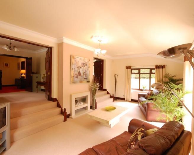 √ Split Level Living Room Home Decorating Ideas | Split ...