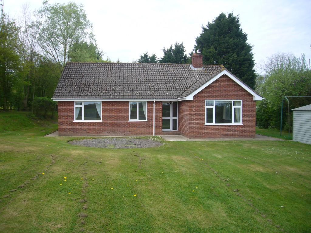 3 Bedroom Bungalow To Rent In Melchet Park, Sherfield