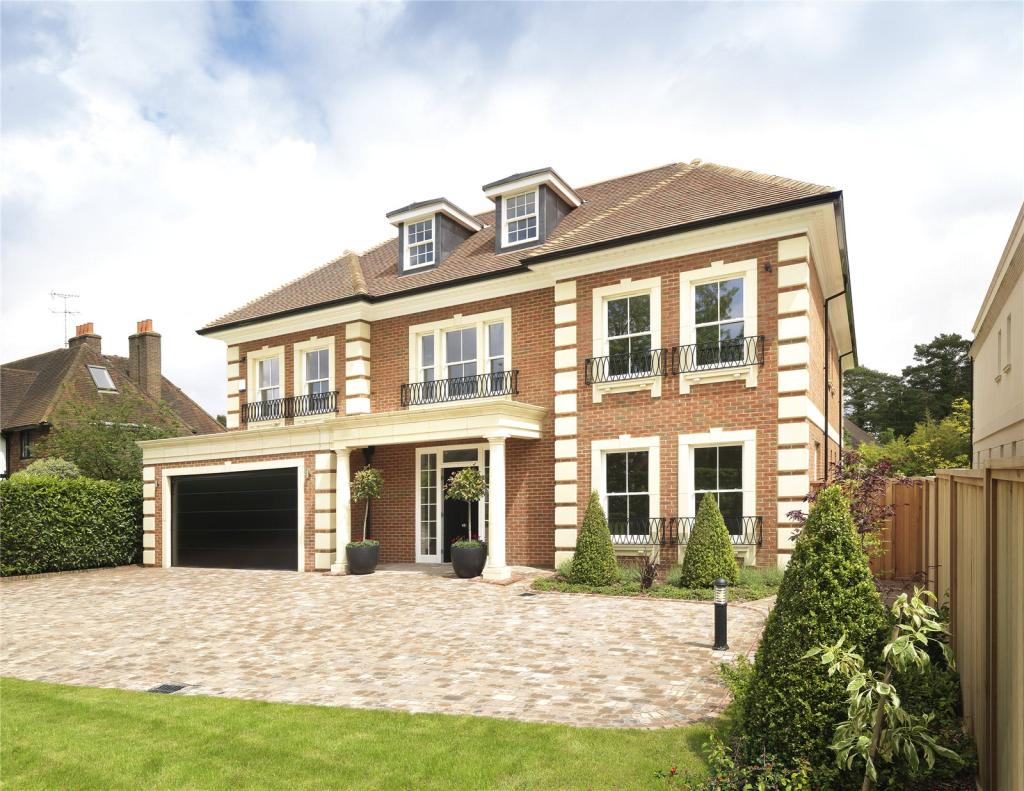 6 Bedroom House For Sale In Sandown Road, Esher, Surrey