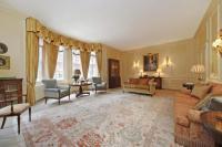Traditional White Living Room Design Ideas, Photos ...