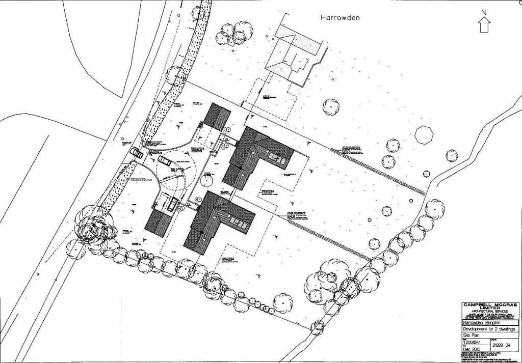 Land for sale in High Street, Brington, Huntingdon