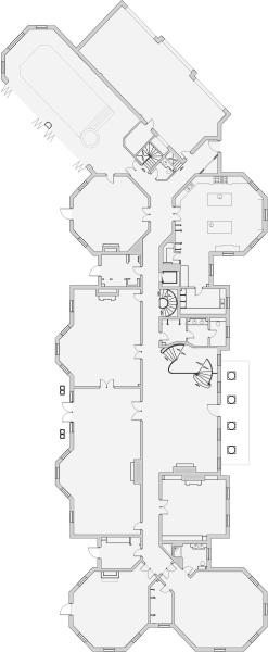8 bedroom detached house for sale in Windsor Park Hall
