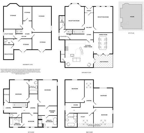 6 bedroom detached house for sale in Regent Road, Birkdale