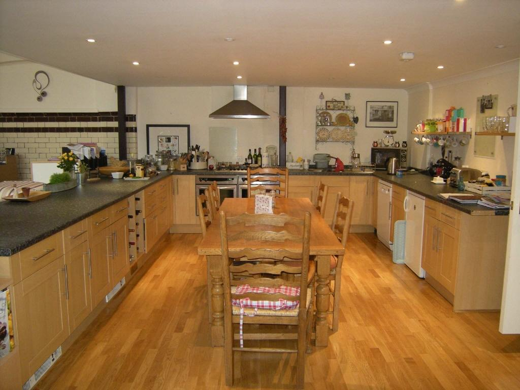 Image Result For Small Kitchen Living Room Open Plan