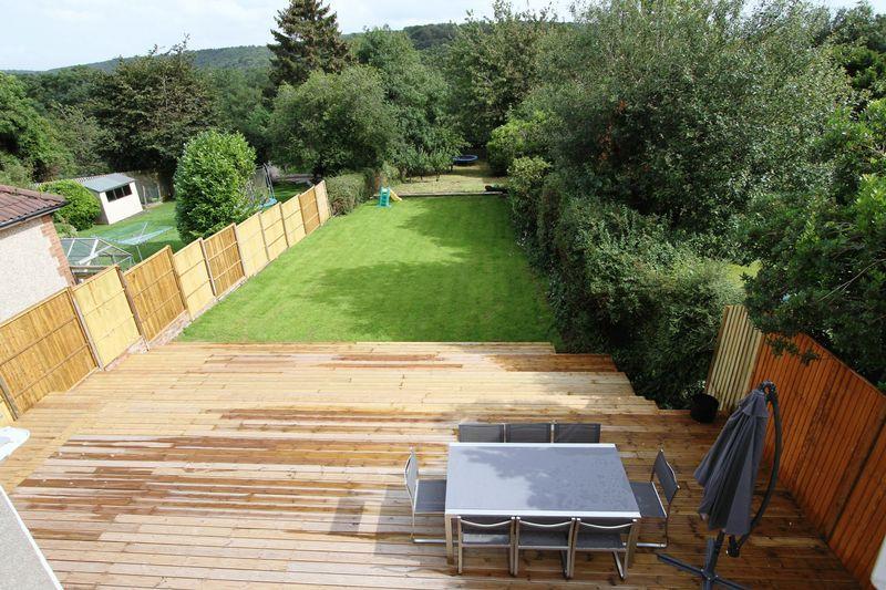 Garden Design Decking Deck Ideas
