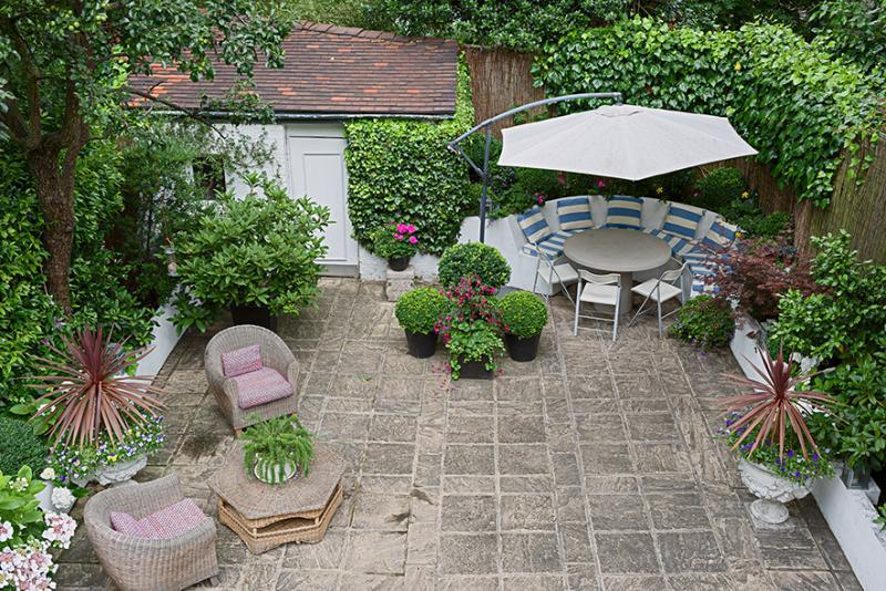 Amazing Garden Patio Ideas Photos Ideas Home Decorating Ideas