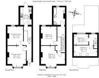 London Townhouse Small Loft Conversion | Joy Studio Design ...