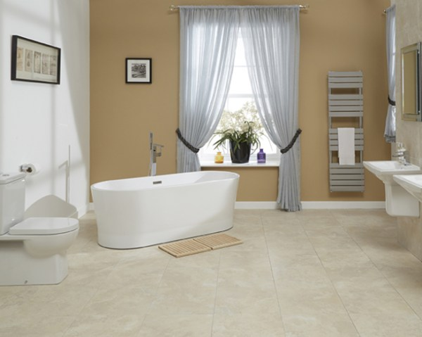soft yellow bathroom ideas Soft Yellow Bathroom