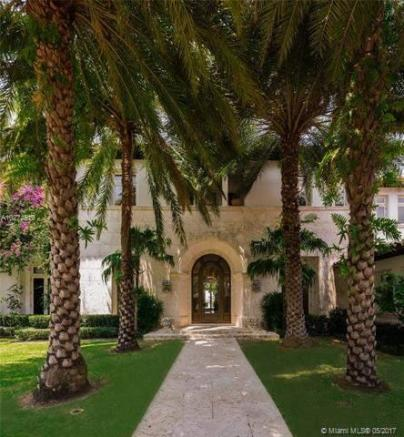 6 bedroom house for sale in USA - Miami Beach, Florida, US
