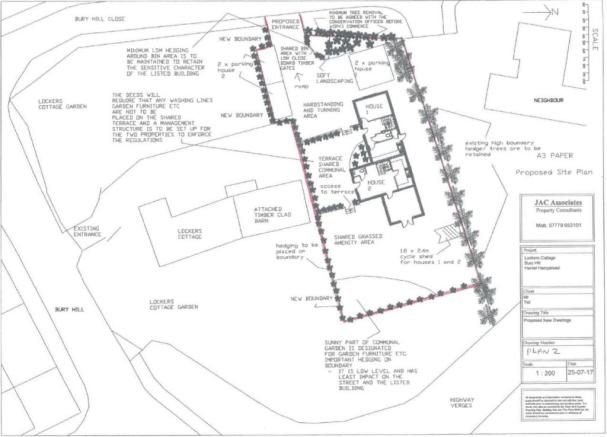 Property for sale in Bury Hill, Hemel Hempstead, HP1